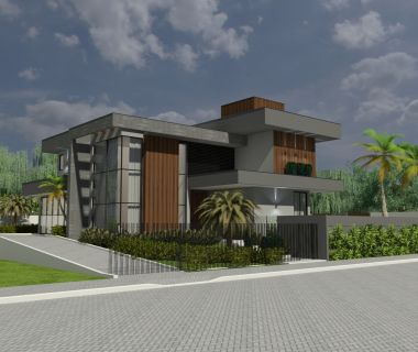 Projeto Arquitetônico MF